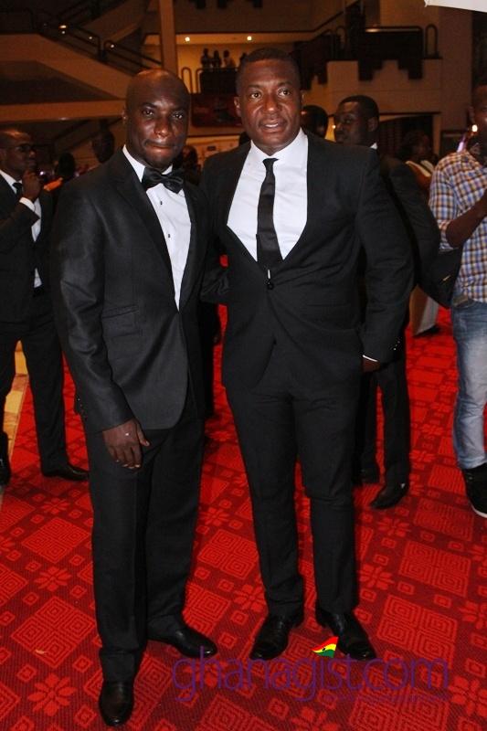 Kwabena Kwabena and Ato Eshun