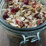 Everyday breakfast granola recipe