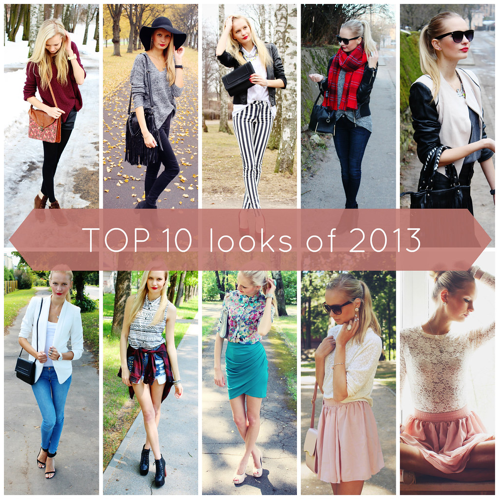 Call me Maddie top 10 outfits of 2013. Fashion bloggers tp ten outfits of 2013, best outfits