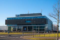 KLM gebouw op Schiphol Oost
