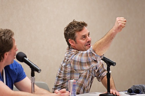 Nicholas Brendon at Dallas Comic & Pop Expo
