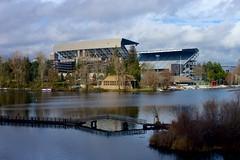 Renovated Husky Stadium