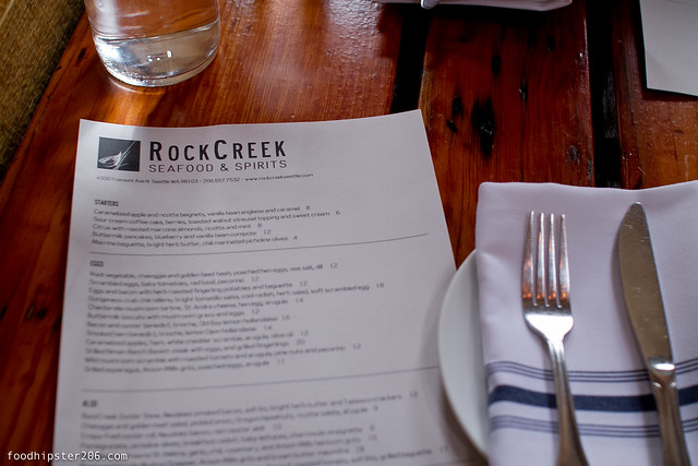 Rock Creek Seafood