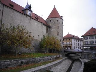 Obrázek Château d'Yverdon.