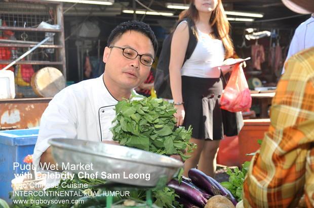 Chef Sam Leong Intercontinental Kuala Lumpur 3