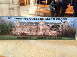 Mark Cross Reunion 2014