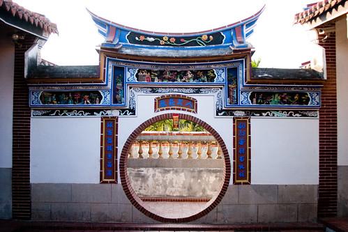 台灣傳統建築-屏東蕭家古厝3
