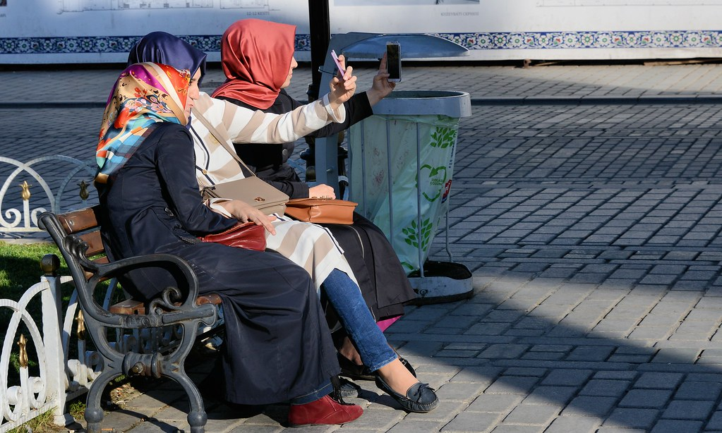 multi_selfie @istanbul