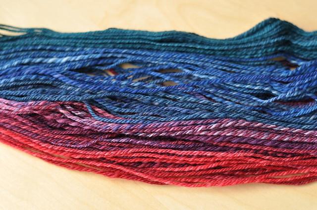 gradient yarn!