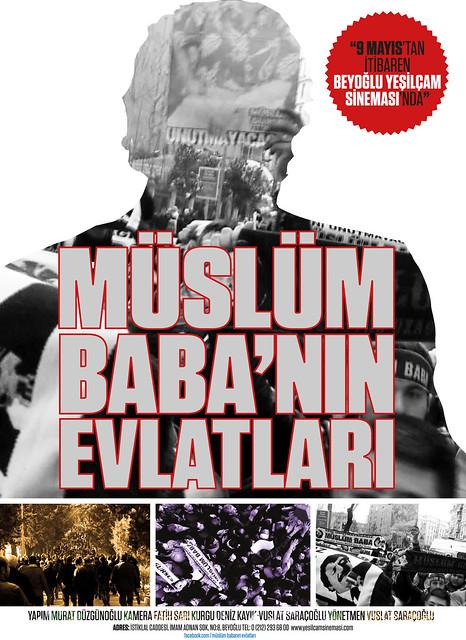Müslüm Babanın Evlatları (2014)