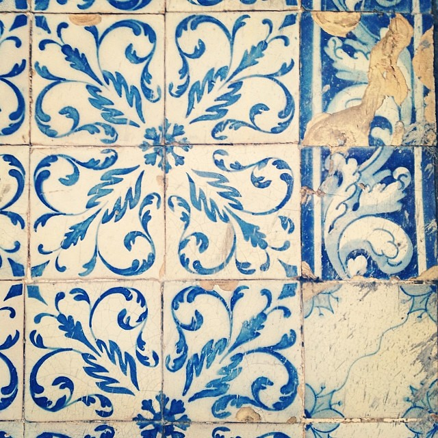 #azulejos