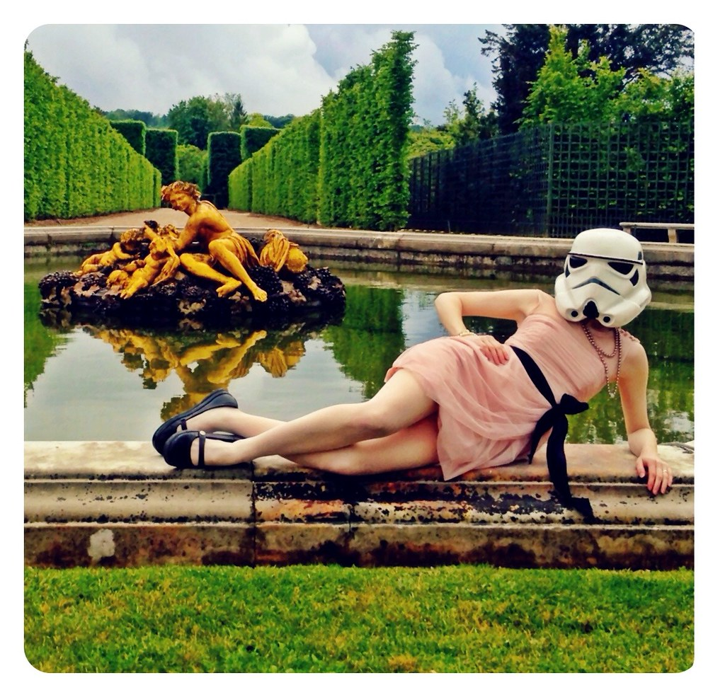 Redandjonny: Versailles