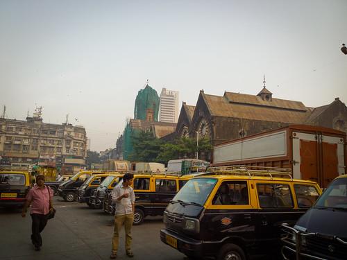 Mumbai town view 1