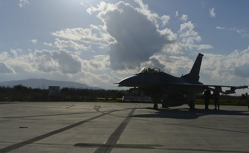 Greece, US reinforce proven partnership through airpower