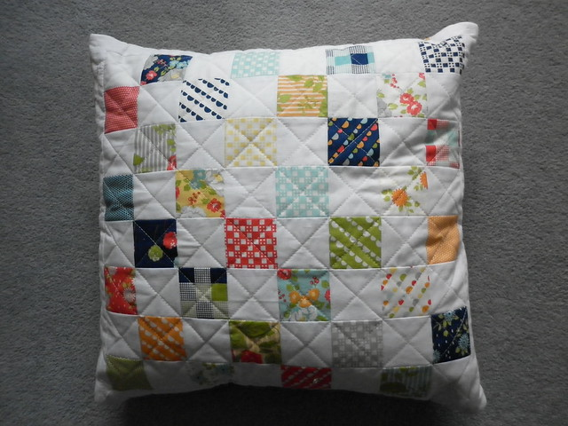 Cushion from Sarah!