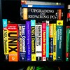 100 things project: server books.