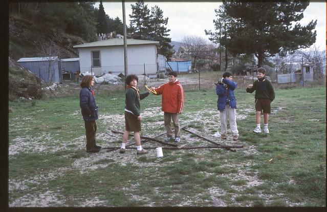 Campo Invernale 2002 - 2003