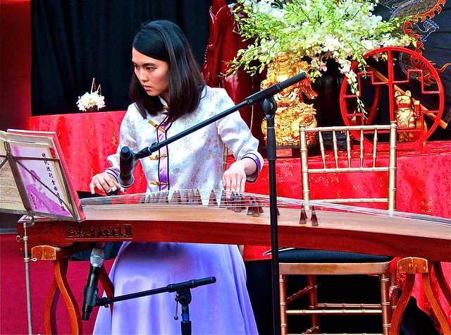 chinesemusic at ccktail party