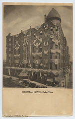 Oriental Hotel, Dallas, Texas