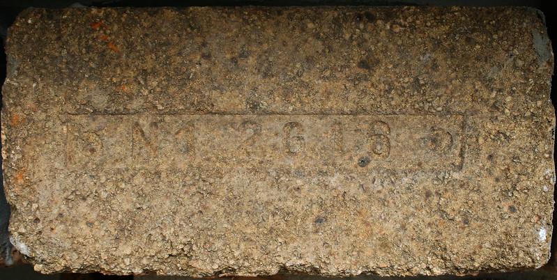 Old brick texture 33