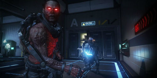 Call of Duty : Advanced Warfare - Outbreak