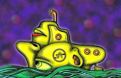submarino amarillo chachi verona