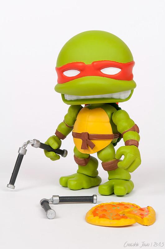 Teenage Mutant Ninja Turtles by The Loyal Subjects 16365029975_362a6e462b_c