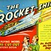 1952 ... The Rocket Ship punch out book