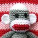 Sock Monkey Yarn Bomb 2015