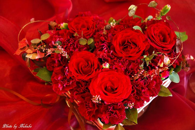 バレンタイン装飾 by Nakabo