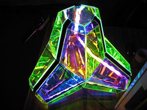 TetrapoD 50 iridescent
