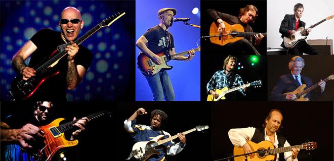 guitarriastas de ediciones anteriores del festival de cordoba