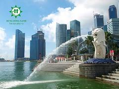 Khám phá đảo  quốc sư tử Singapore
