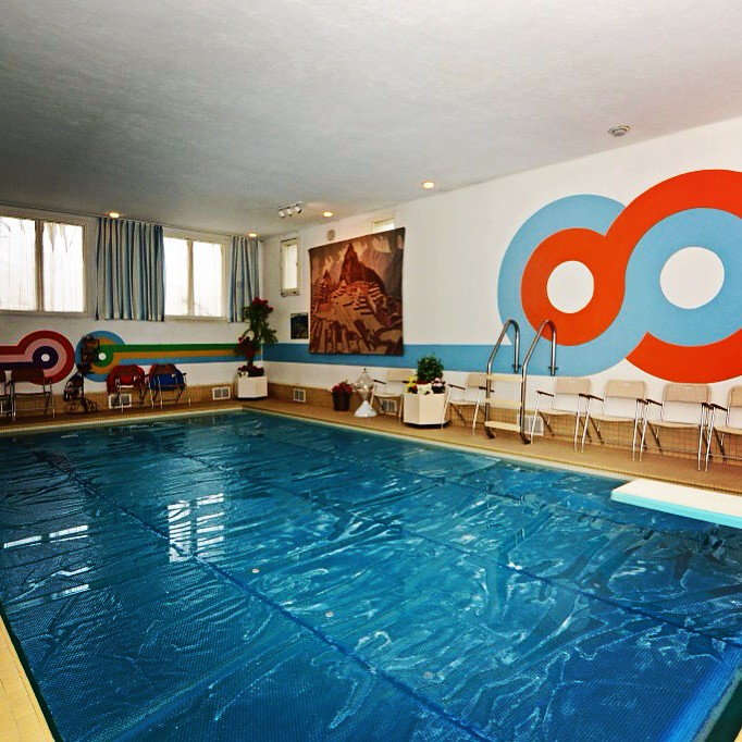 Expo 67 lounge for Pool show toronto