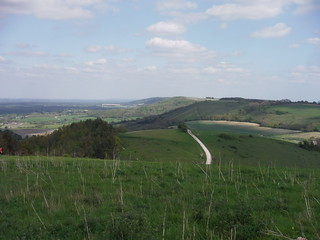 Easterly Views from Pen Hill