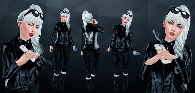 :Essence: Outfit Biker Girl