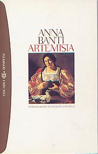 Artemisia - Copertina libro