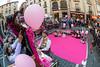 La Calle En Rosa (Pamplona)