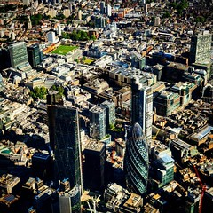And I was in London again... #aerialviews #alpha7II #negu #londoning #thegerswin #go