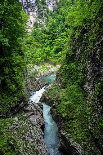 river si unescoworldheritagesite valley slowenien fluss tal schlucht doline trenta škocjan sežana škocjanskejame matavun grottedisancanziano höhlenvonstkanzian
