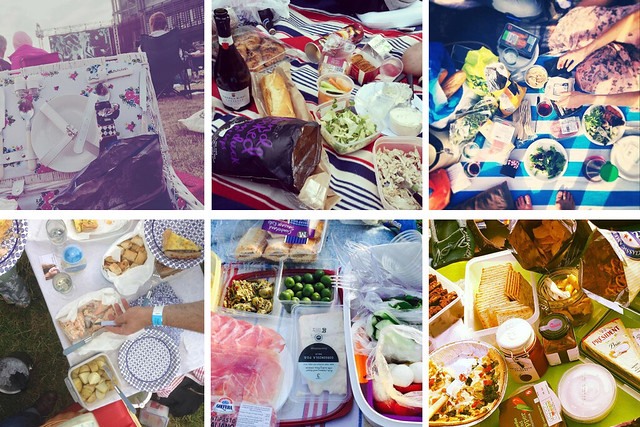 Picnics at past BP Big Screens Instagram and Twitter @alhvocalist / @caroline1990 /@VirginiaStuartTaylor / @douglasnatasta / @sallyharman /@madammalarky