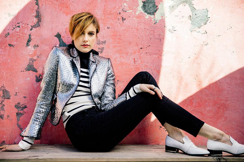 Грета Гервиг — Фотосессия для «Brooklyn» 2016 – 10