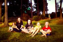 Kids at KidsView Park