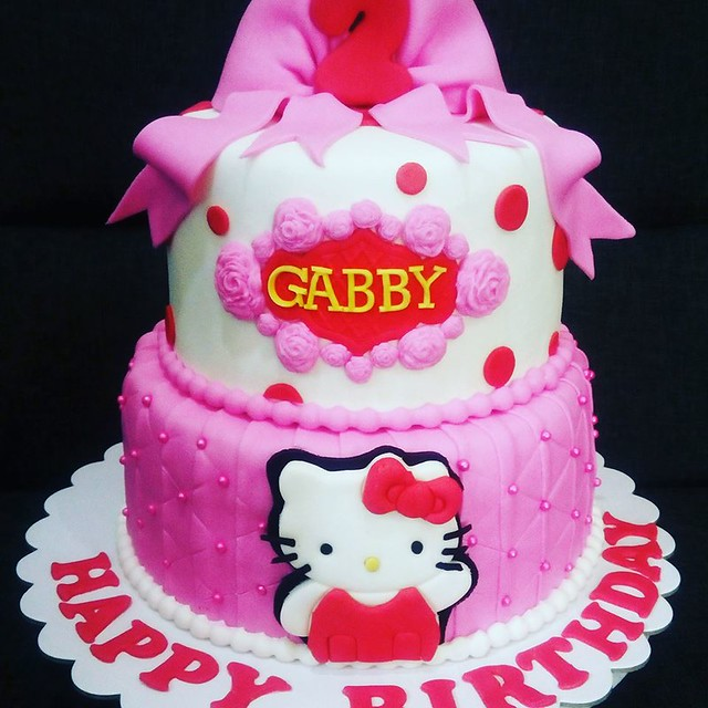 Hello Kitty Cake by My Sweet Start