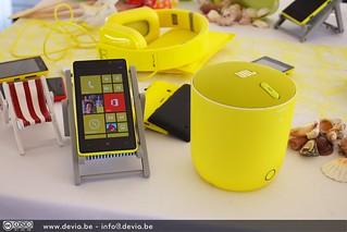 Je Nokia Lumia in het kleur van je accessoires