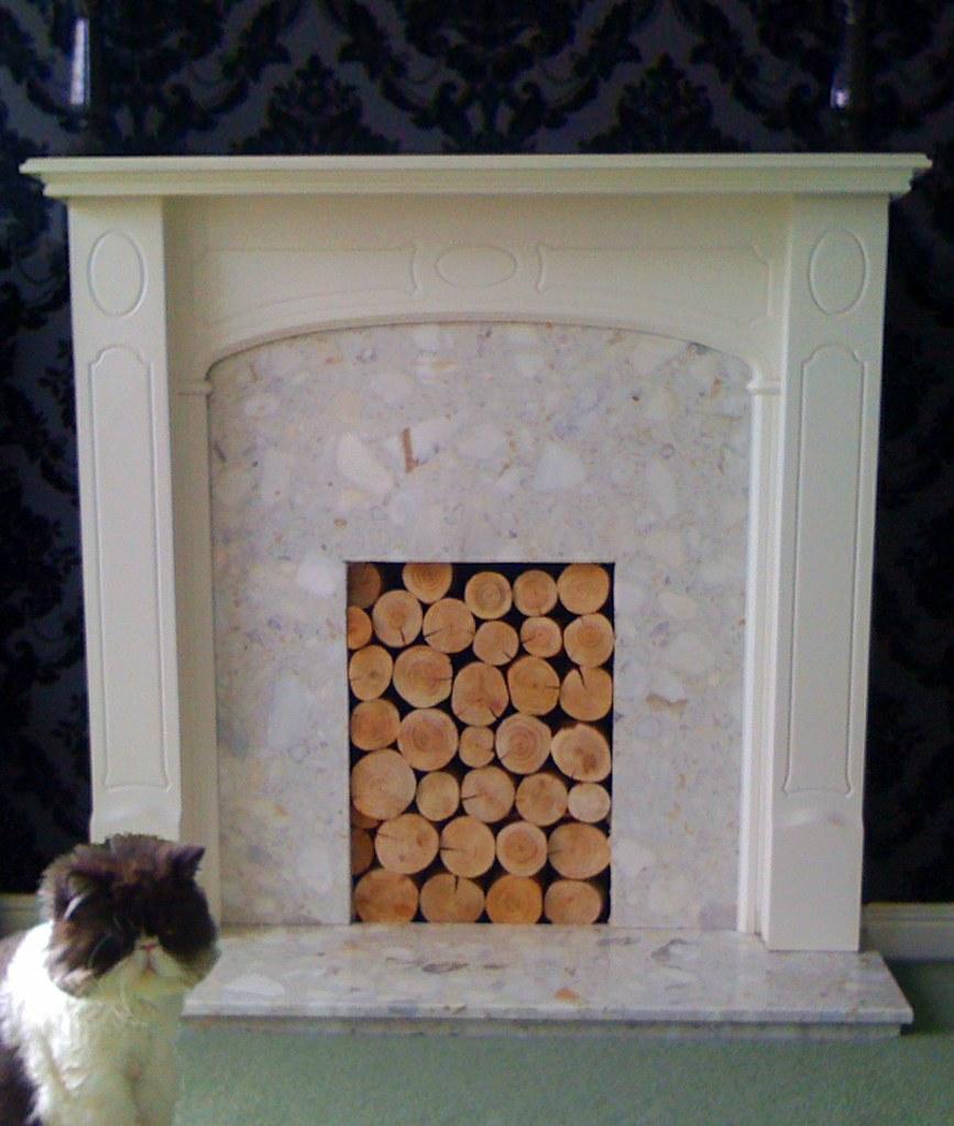 fireplace decorative logs photo decorative logs make your