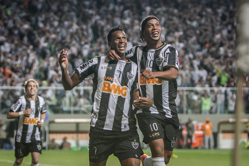 Atlético x São Paulo 09.05.2013