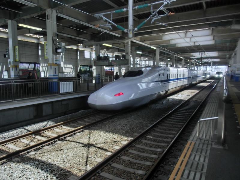 N700-Shinkansen-Hiroshima