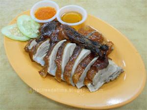 Bebek Panggang Guangzhou Chef Onn @ Damansara Utama - Petaling Jaya [http://esdelima.blogspot.com]
