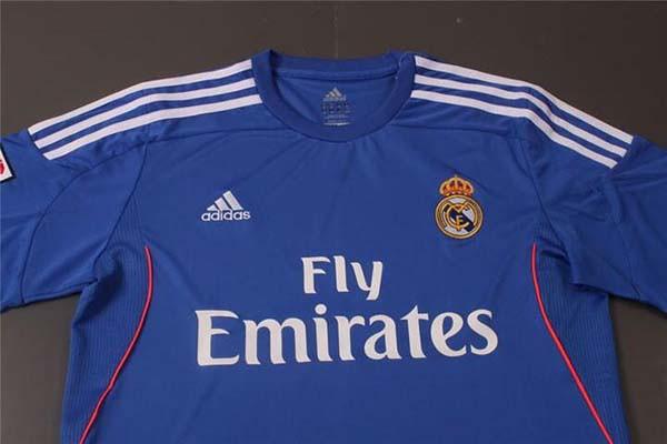 Conoce la nueva indumentaria del Real Madrid para la temporada 2013-2014